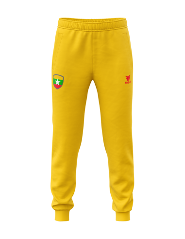 Yellow Joggers Myanmar